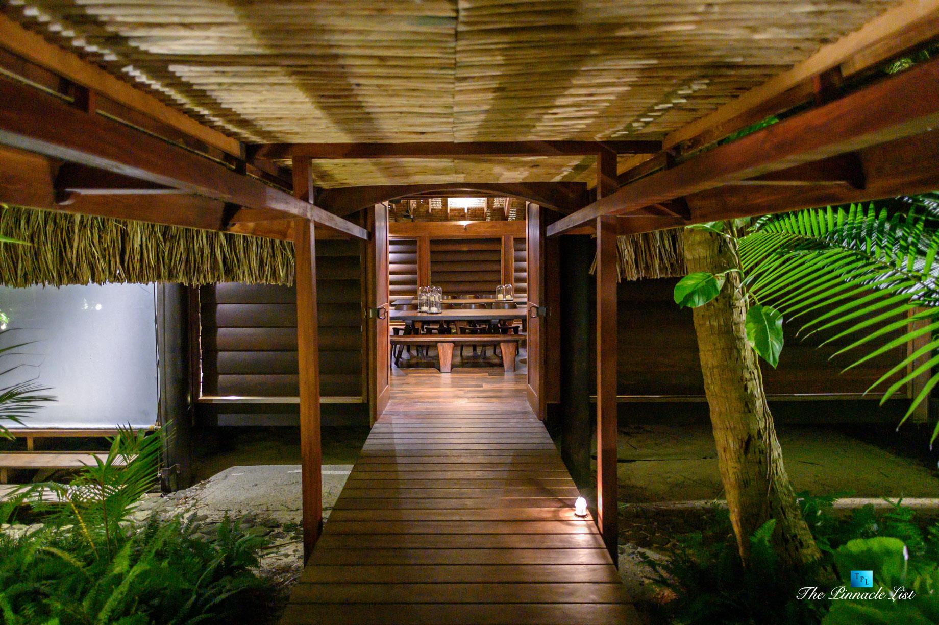 Motu Tane Private Island - Bora Bora, French Polynesia
