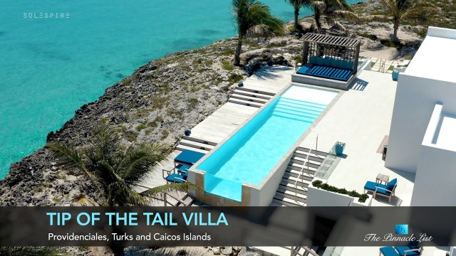 Tropical Island Luxury - Tip of the Tail Villa - Providenciales, Turks and Caicos Islands - Luxury Real Estate - Video