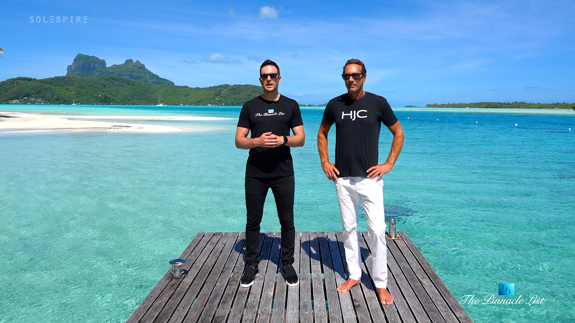 Motu Tane - Bora Bora, French Polynesia - Marcus Anthony & Bob Hurwitz