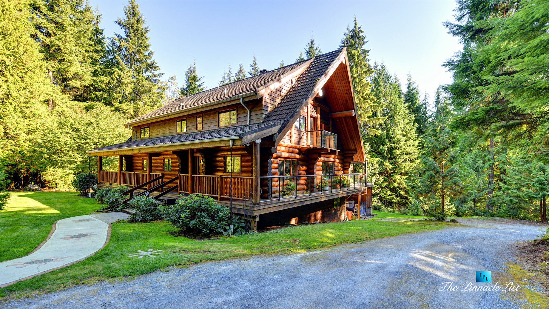 Audio - 105 Elementary Rd, Anmore, BC, Canada - Andrea Jauck