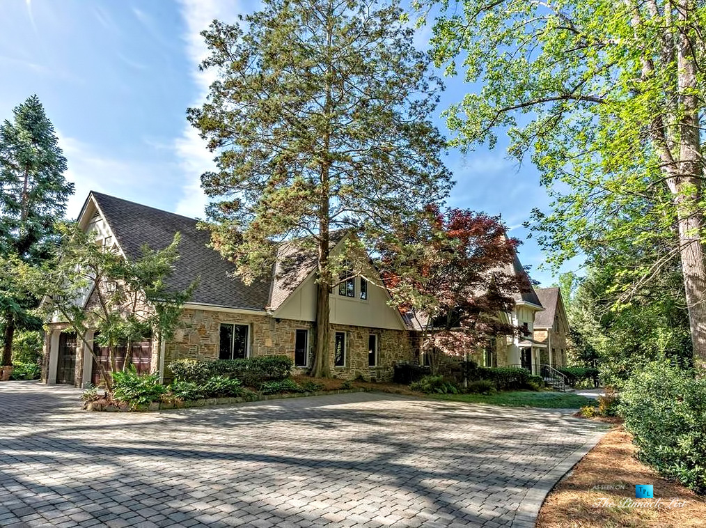 75 Finch Forest Trail, Atlanta, GA, USA - Luxury Real Estate - Sandy Springs Home