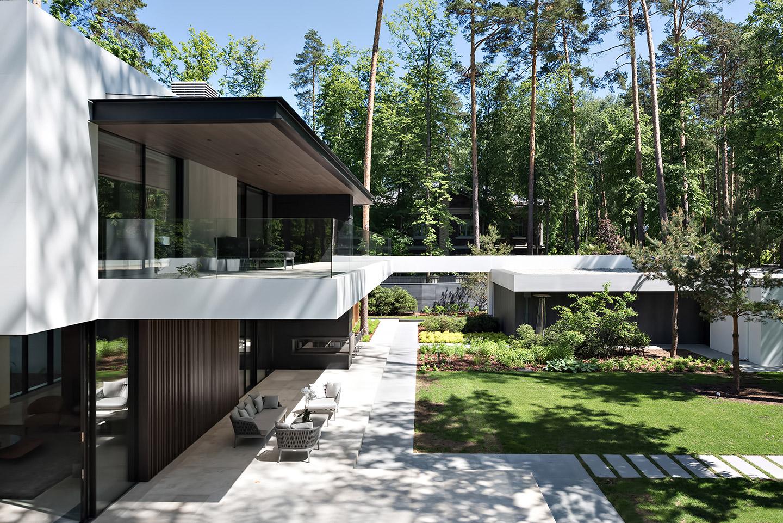 Villa Zhukovka Luxury House – Zhukovka, Moscow Oblast, Russia