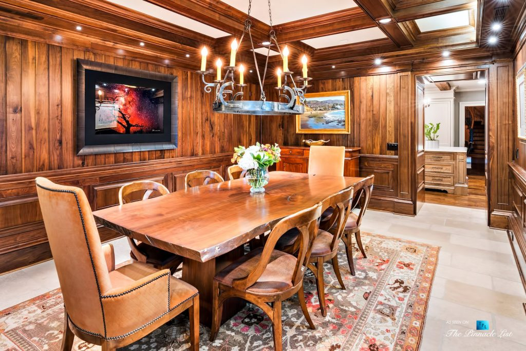 75 Finch Forest Trail, Atlanta, GA, USA - Dining Room - Luxury Real Estate - Sandy Springs Home
