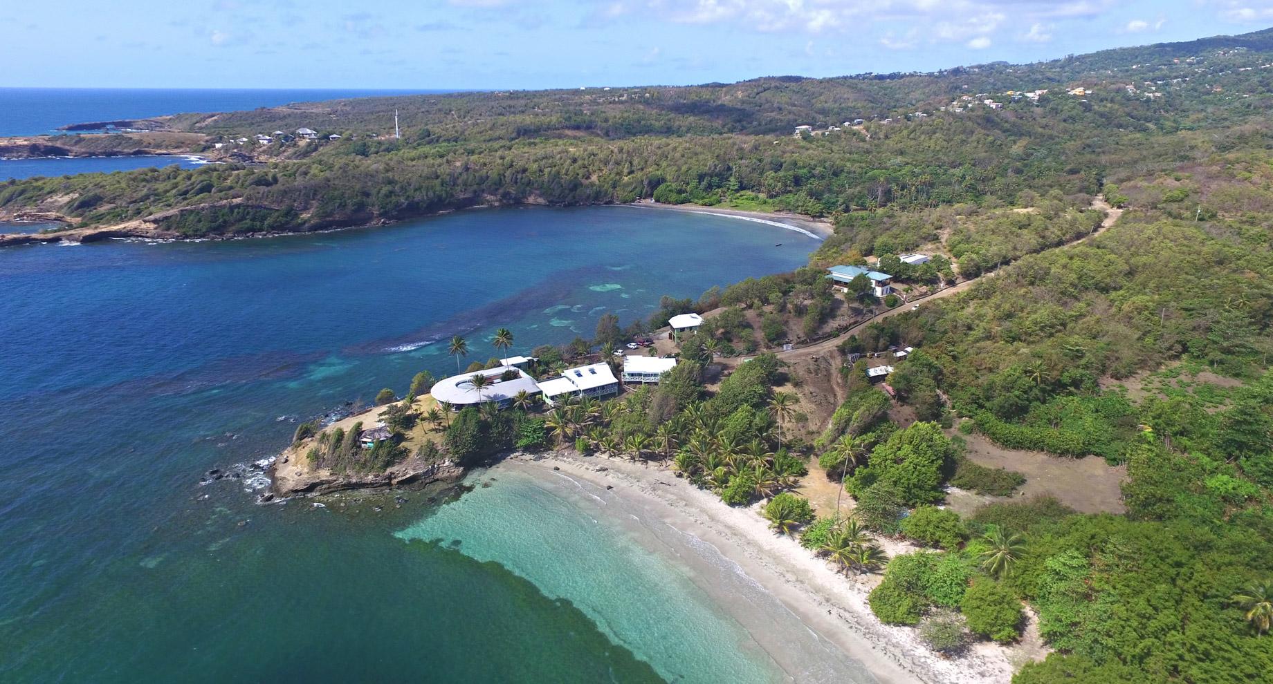 Caribbean Hideaway – Cabier Ocean Lodge, Crochu, St. Andrew's, Grenada