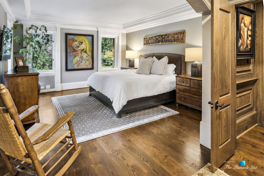 75 Finch Forest Trail, Atlanta, GA, USA - Bedroom - Luxury Real Estate - Sandy Springs Home