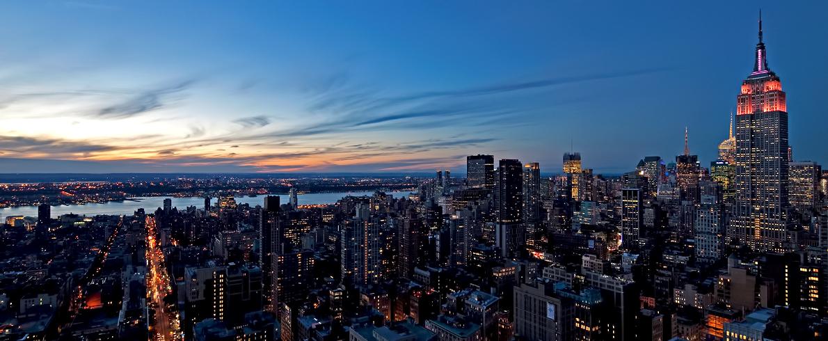 Rupert Murdoch One Madison Penthouse - New York, NY, USA