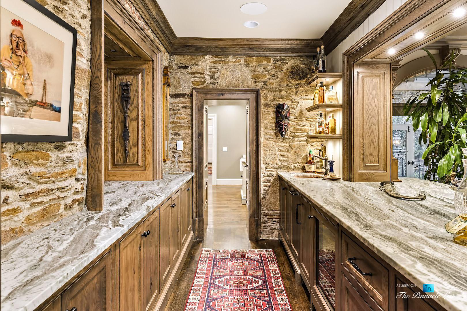75 Finch Forest Trail, Atlanta, GA, USA – Bar – Luxury Real Estate – Sandy Springs Home
