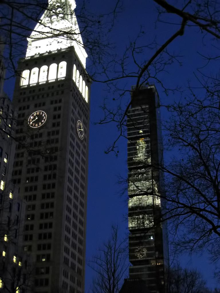 Rupert Murdoch One Madison Penthouse – New York, NY, USA