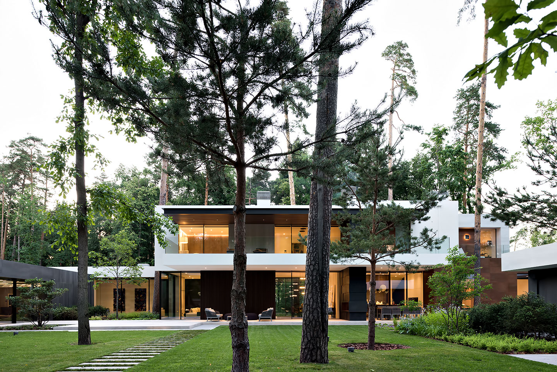 Villa Zhukovka Luxury House - Zhukovka, Moscow Oblast, Russia