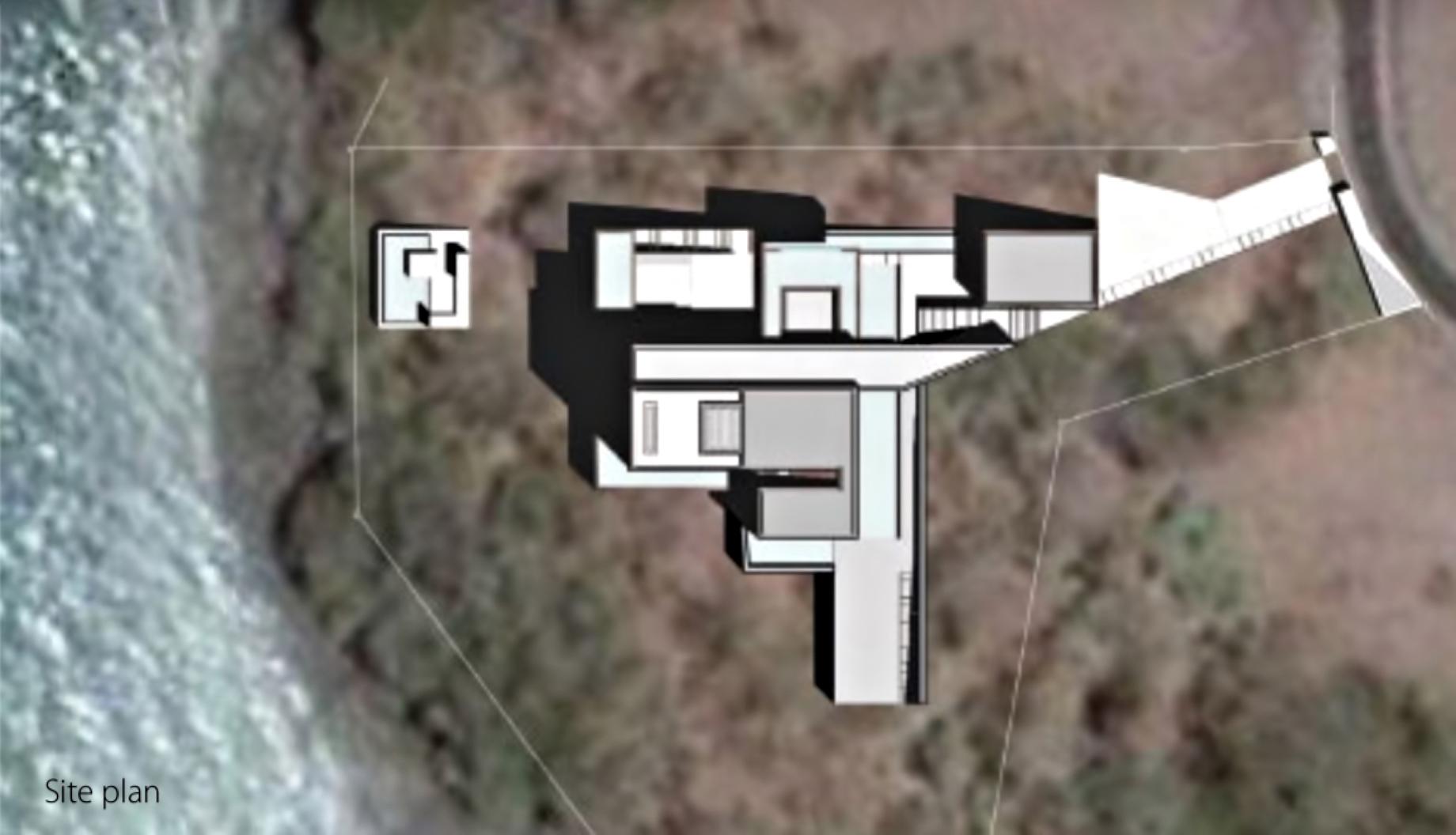 Site Plan – Solis Hamilton Island House – Whitsundays, Queensland, Australia