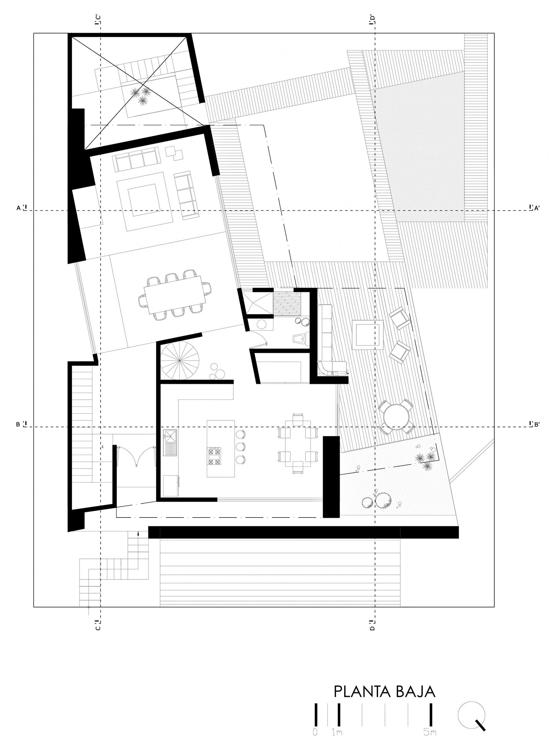 Floor Plans - Vista Clara Luxury Residence - Puebla, Mexico
