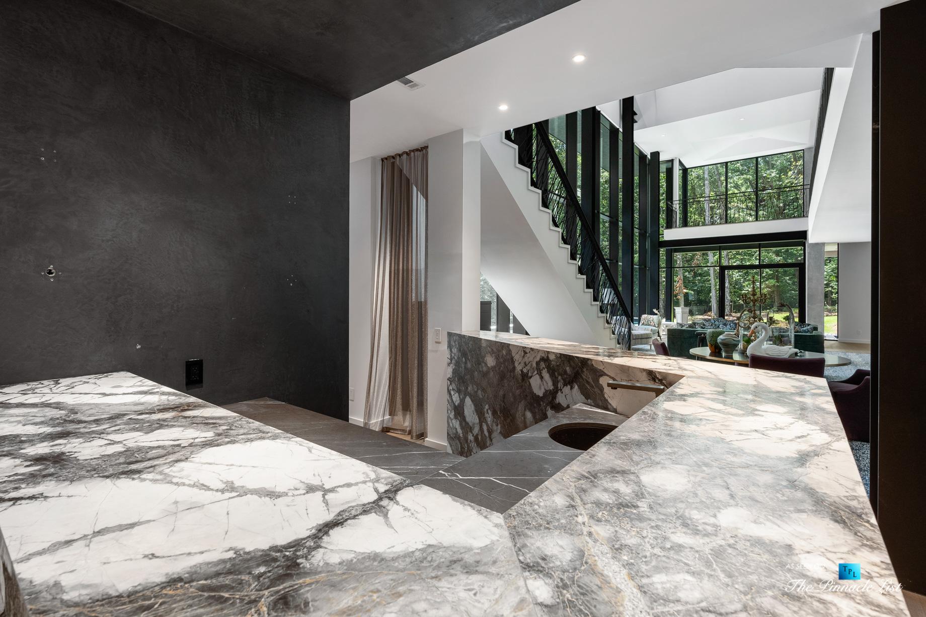 2716 Ridgewood Rd NW, Atlanta, GA, USA – Bar – Luxury Real Estate – Modern Contemporary Buckhead Home