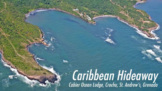 Caribbean Hideaway - Cabier Ocean Lodge, Crochu, St. Andrew's, Grenada