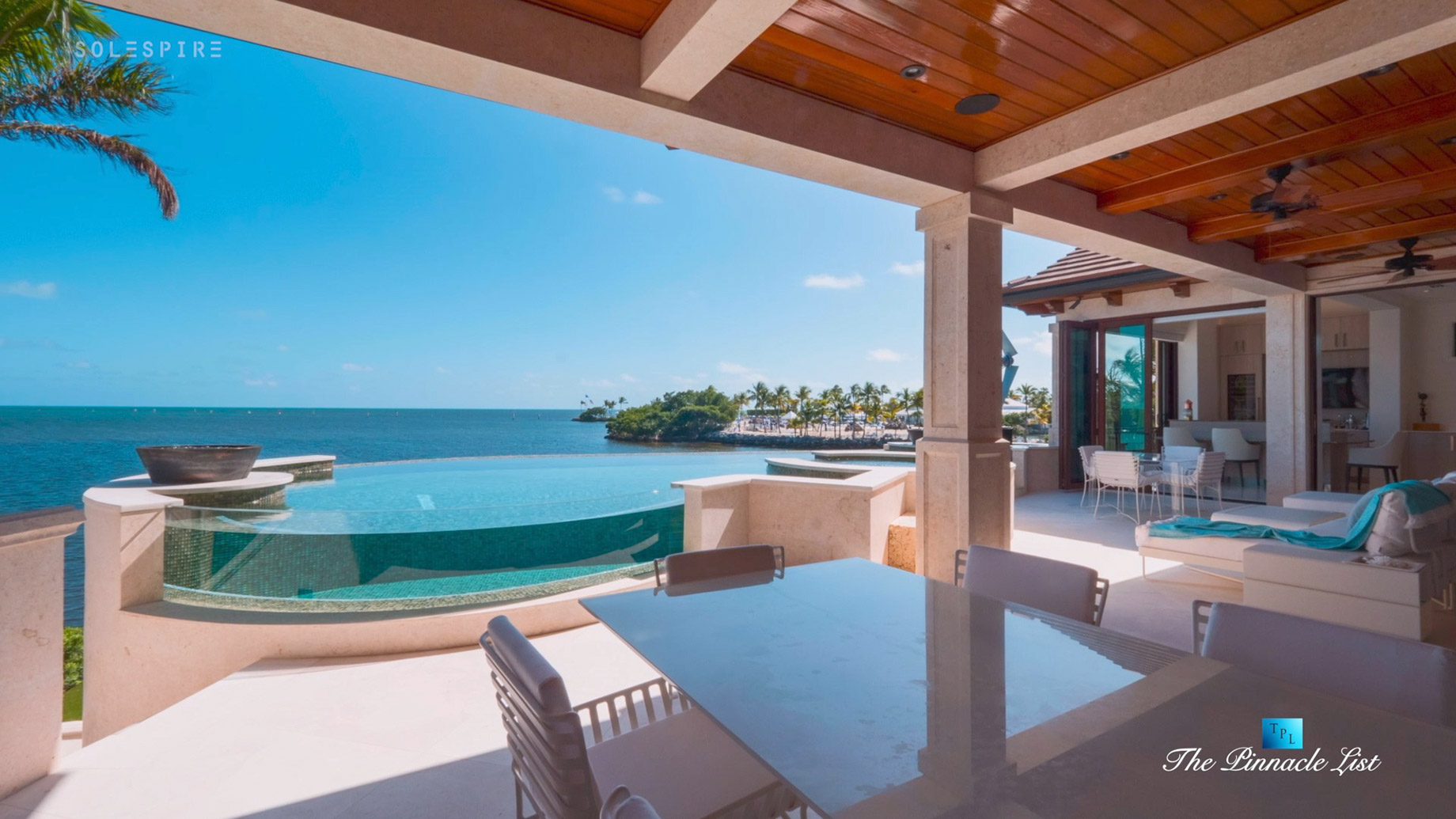 Poolside Views - Ocean Reef Estate - 103 Andros Rd, Key Largo, Florida, USA - Eric Woodward - Story