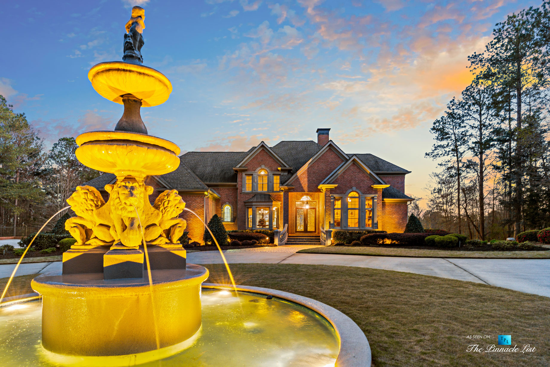 2219 Costley Mill Rd NE, Conyers, GA, USA – Luxury Real Estate – Equestrian Country Home