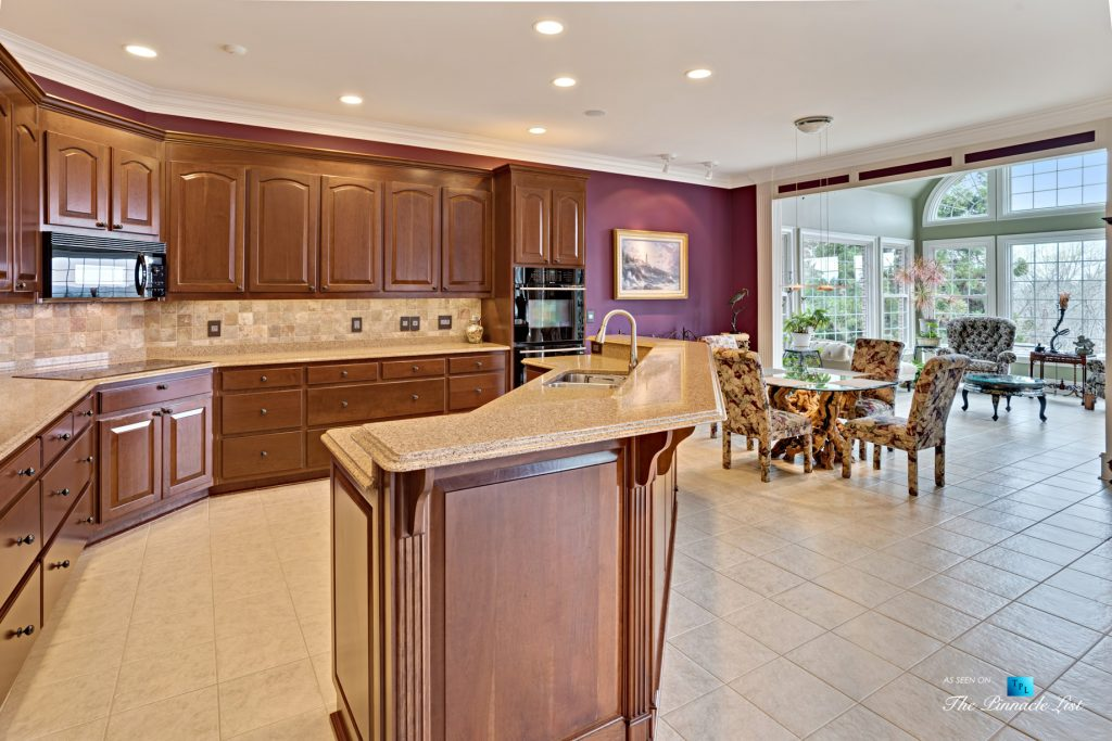 2219 Costley Mill Rd NE, Conyers, GA, USA - Kitchen - Luxury Real Estate - Equestrian Country Home