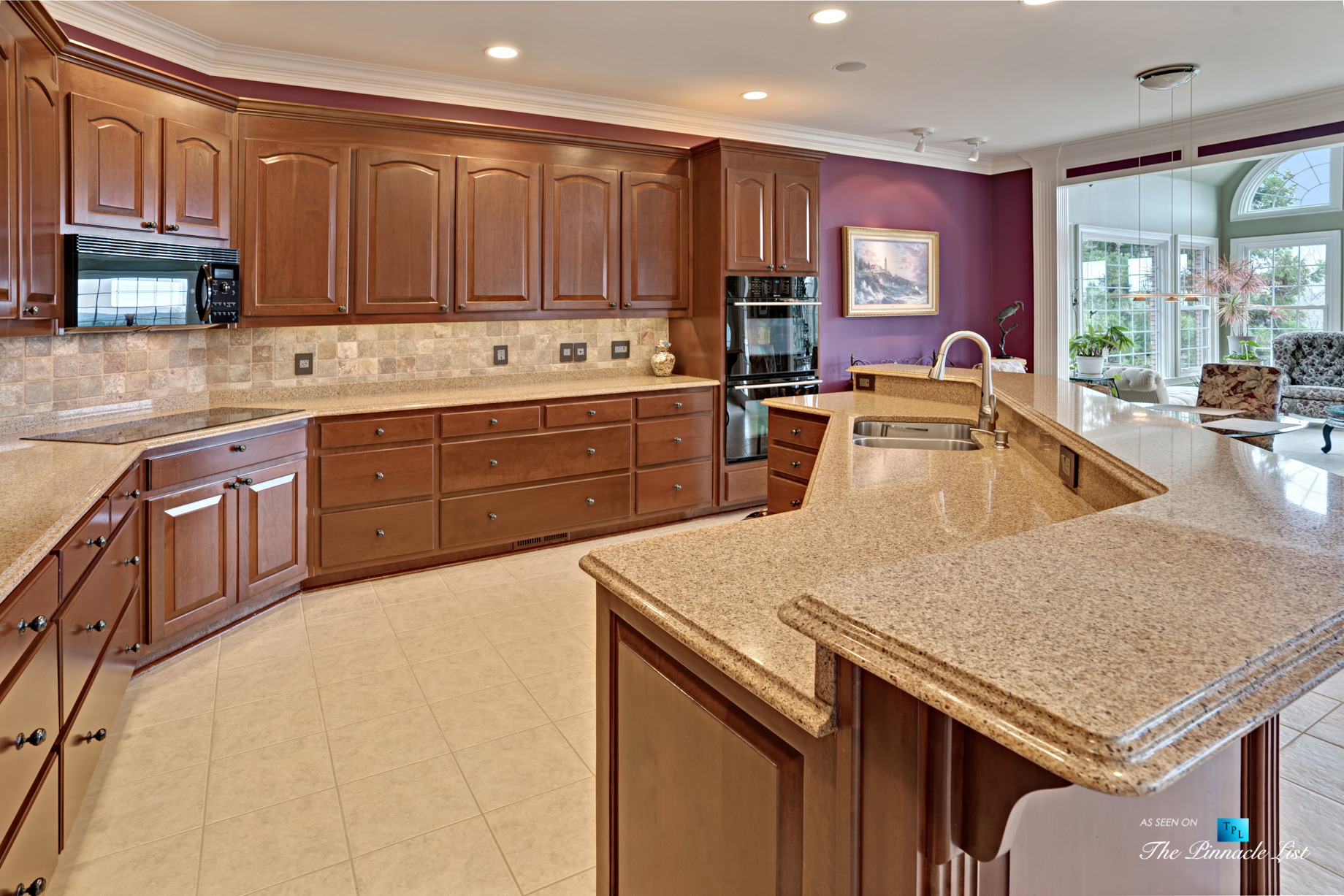 2219 Costley Mill Rd NE, Conyers, GA, USA – Kitchen – Luxury Real Estate – Equestrian Country Home