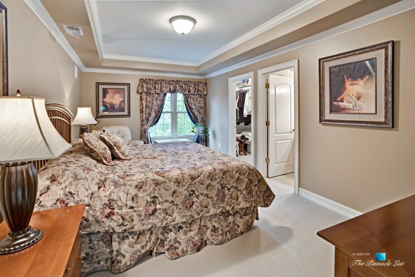2219 Costley Mill Rd NE, Conyers, GA, USA - Bedroom - Luxury Real Estate - Equestrian Country Home