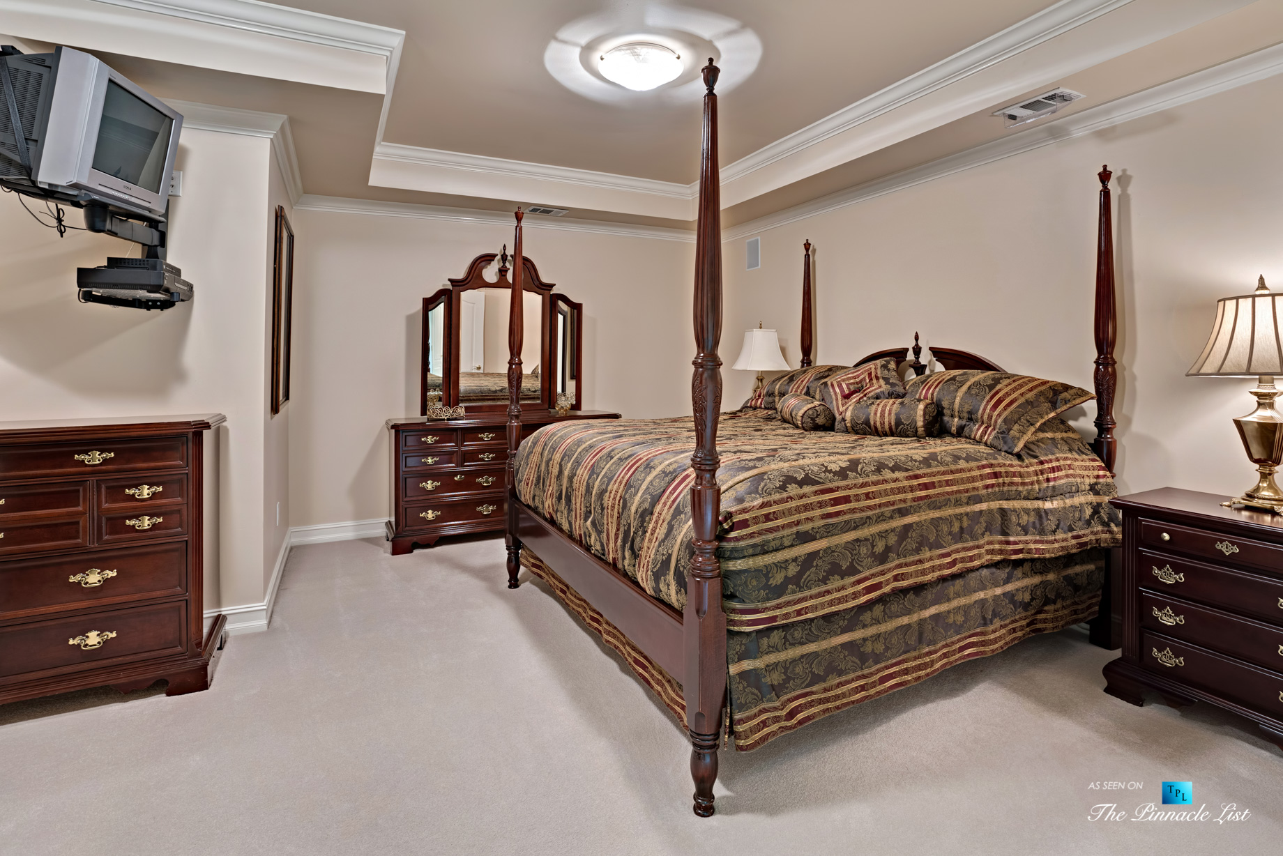 2219 Costley Mill Rd NE, Conyers, GA, USA – Bedroom – Luxury Real Estate – Equestrian Country Home