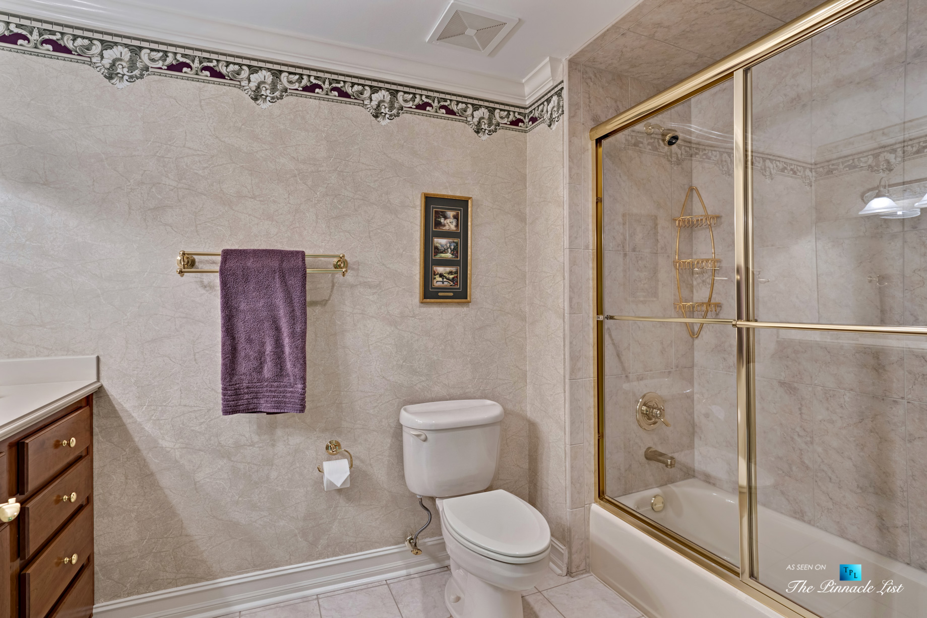 2219 Costley Mill Rd NE, Conyers, GA, USA - Bathroom - Luxury Real Estate - Equestrian Country Home