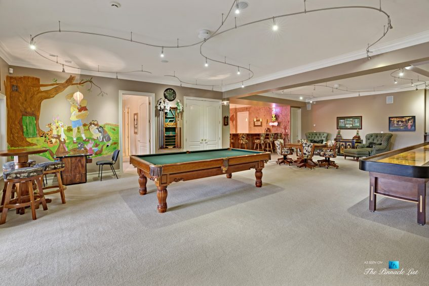 2219 Costley Mill Rd NE, Conyers, GA, USA - Recreation Room - Luxury Real Estate - Equestrian Country Home