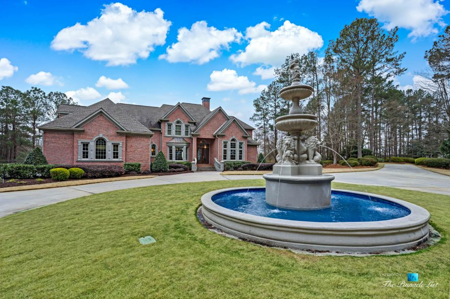 2219 Costley Mill Rd NE, Conyers, GA, USA - Property Fountain - Luxury Real Estate - Equestrian Country Home