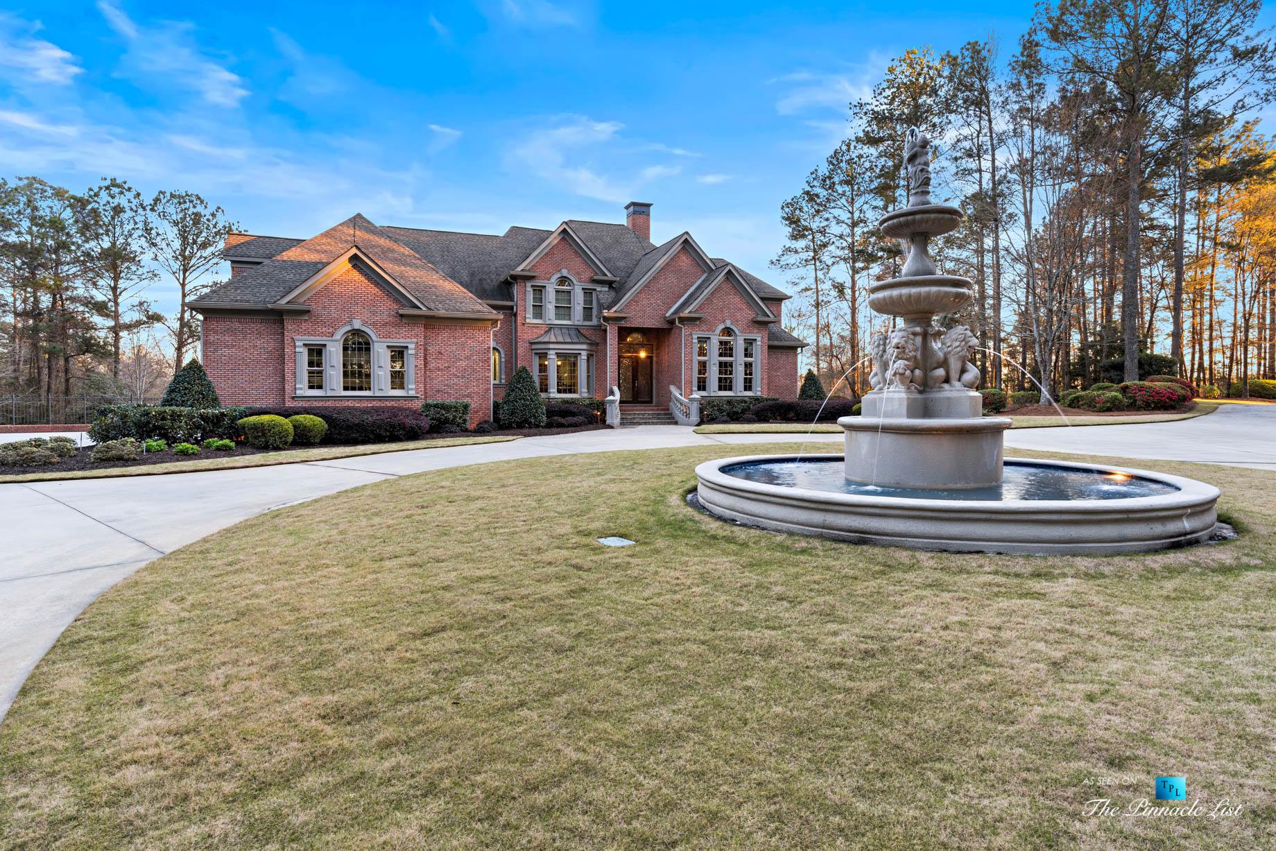 2219 Costley Mill Rd NE, Conyers, GA, USA – Property Fountain – Luxury Real Estate – Equestrian Country Home