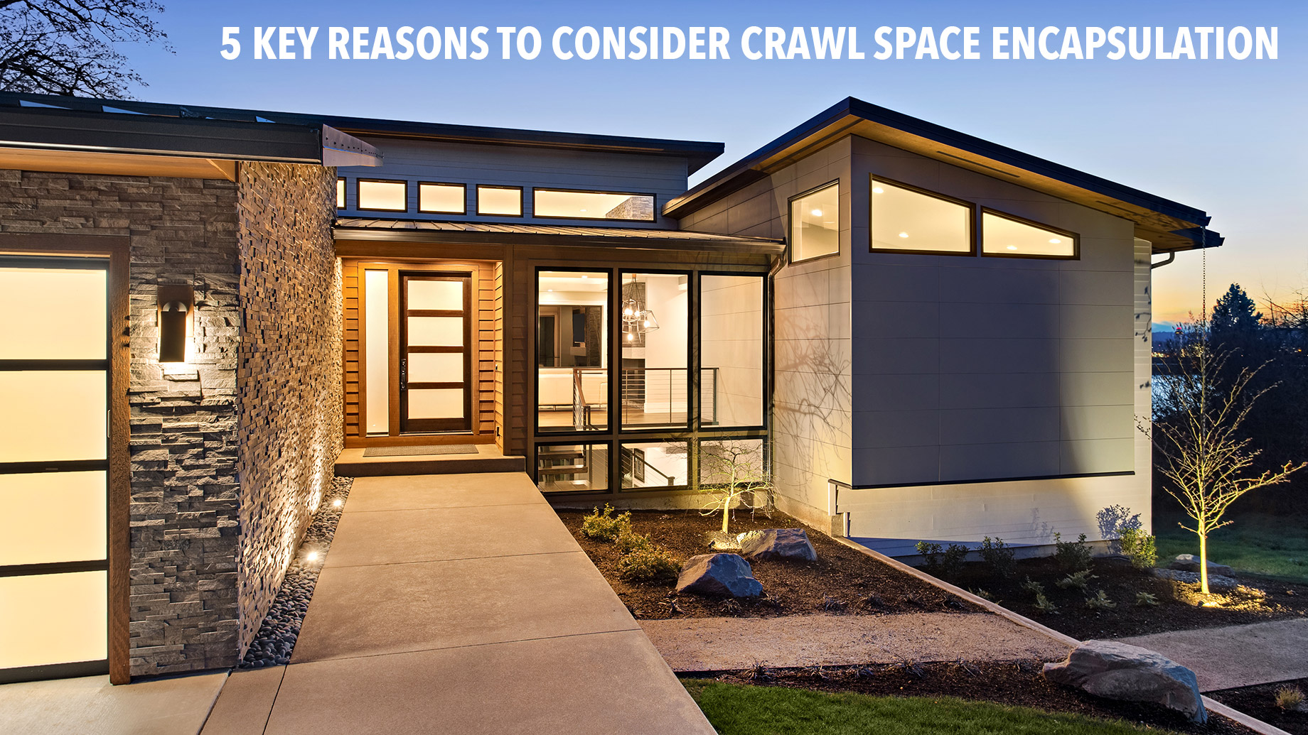 5 Key Reasons to Consider Crawl Space Encapsulation