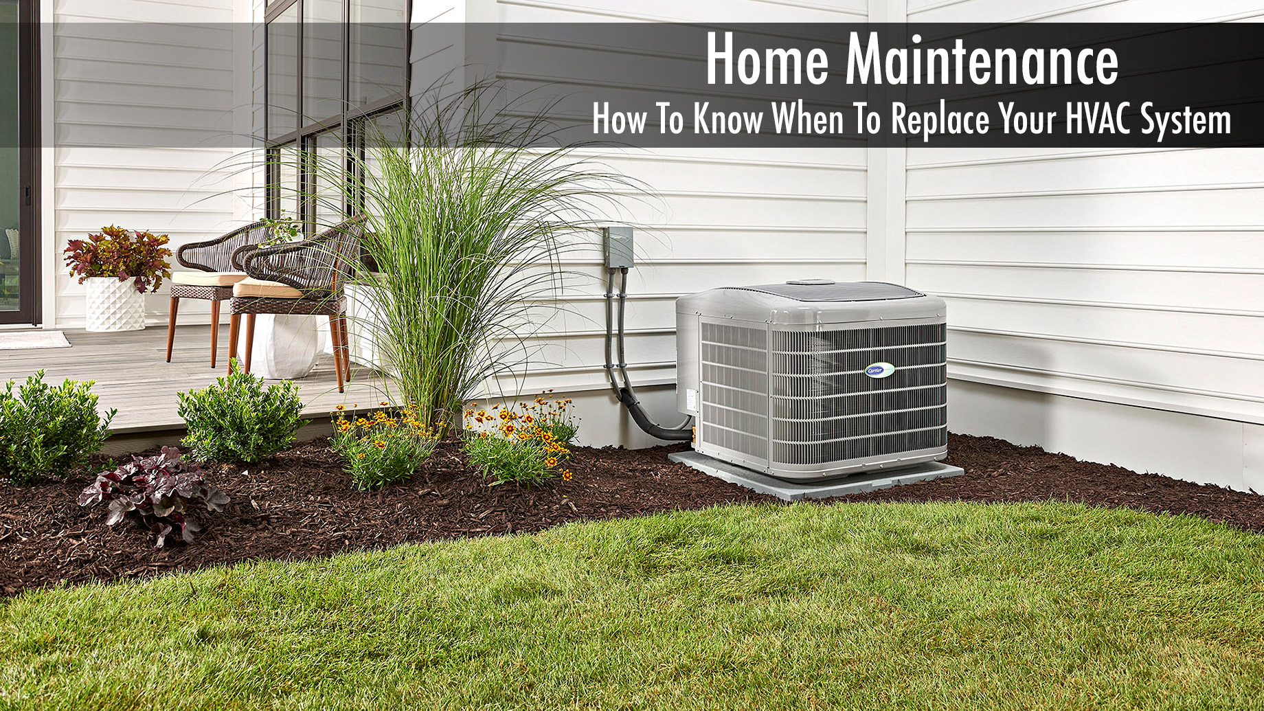 Home Maintenance - How To Know When To Replace Your HVAC System