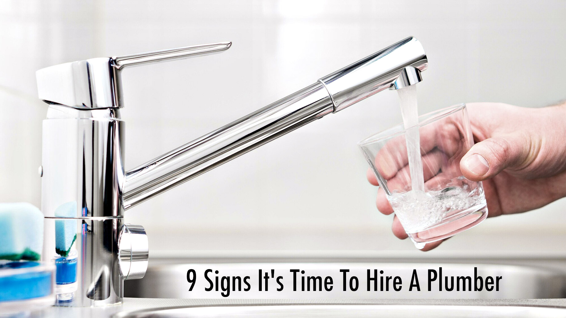 Home Repairs - 9 Signs It's Time To Hire A Plumber