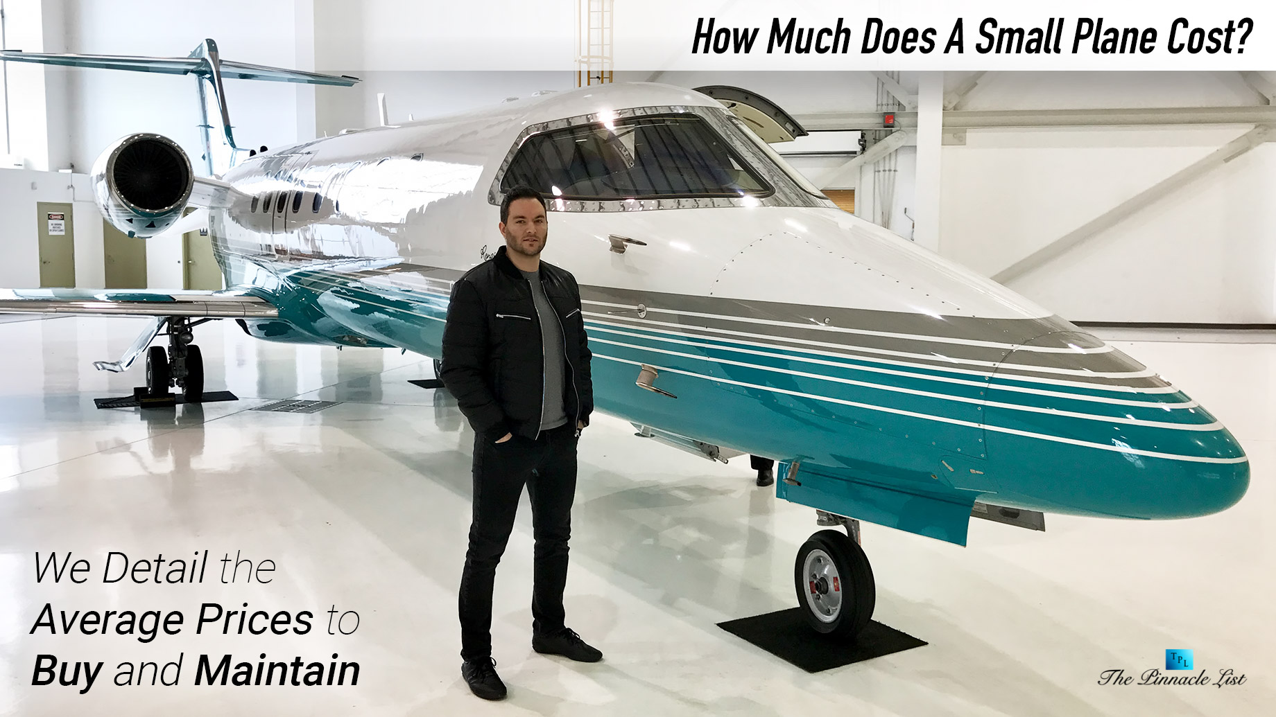 How Much Does A Small Plane Cost? We Detail The Average Prices To Buy And Maintain - Marcus Anthony