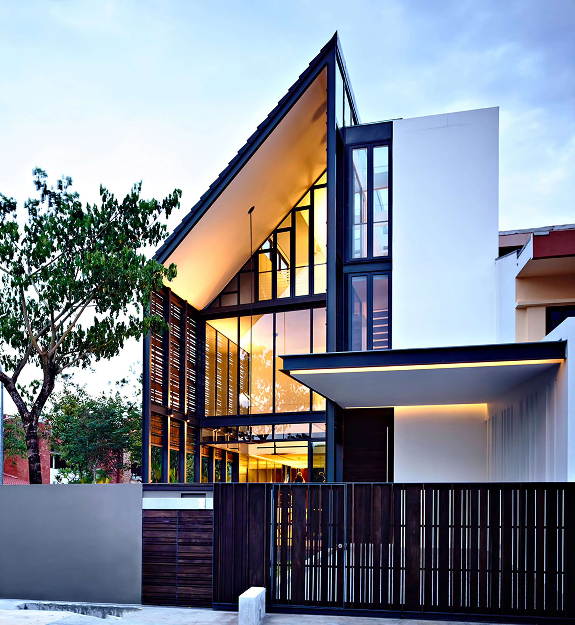 Lines of Light Luxury Residence - Faber Terrace, Singapore