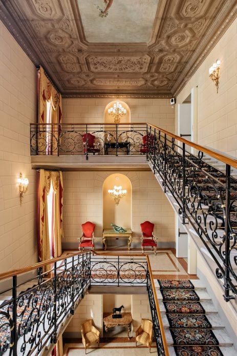 The St. Regis Rome Luxury Hotel - Rome, Italy - Stairway