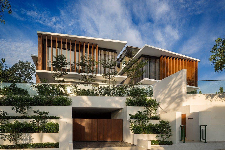 Namly View House Luxury Residence – Bukit Timah, Singapore