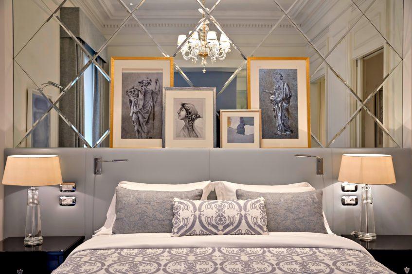 The St. Regis Rome Luxury Hotel - Rome, Italy - Superior Room King