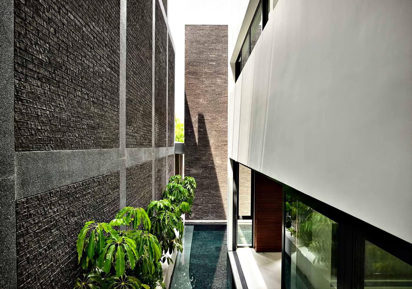 The Space Between Walls House – Prices of Wales Rd, Singapore