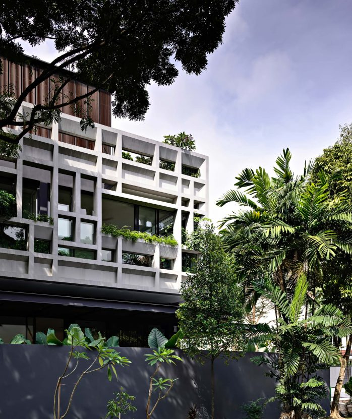Verdant Verandah Luxury House - Princess of Wales Rd, Singapore
