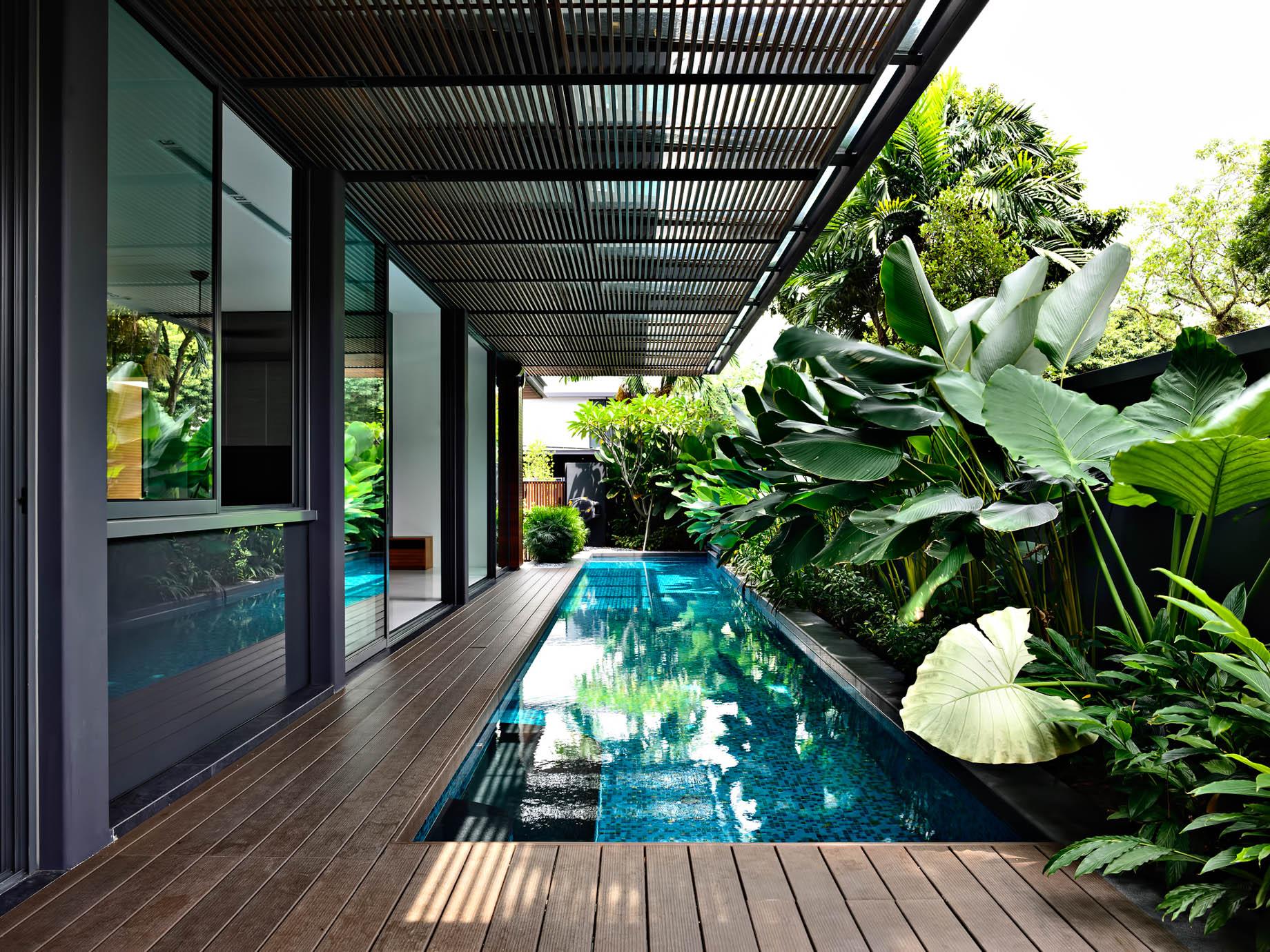 Verdant Verandah Luxury House - Princess of Wales Rd, Singapore