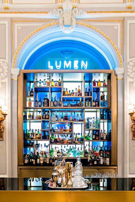 The St. Regis Rome Luxury Hotel - Rome, Italy - Lumen Cocktails and Cuisine