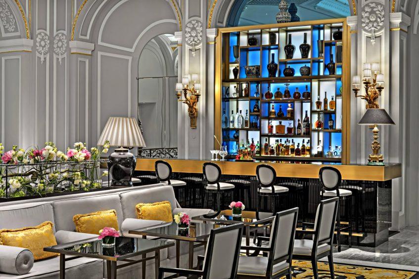 The St. Regis Rome Luxury Hotel - Rome, Italy - Lumen Cocktails and Cuisine Bar