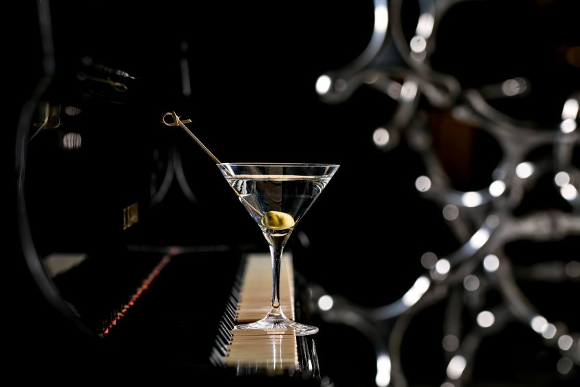 The St. Regis Rome Luxury Hotel - Rome, Italy - Martini