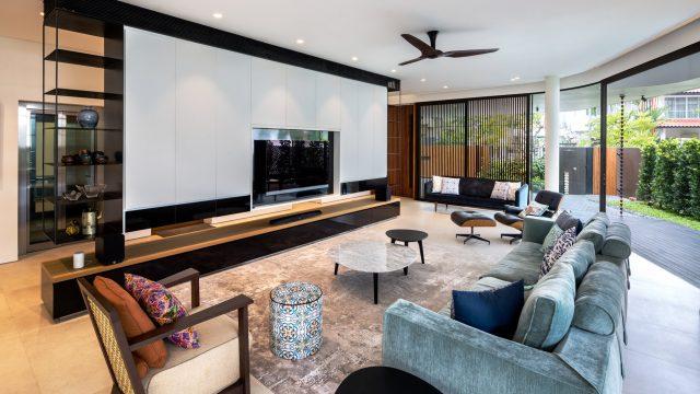 Bamboo Veil House Luxury Residence - Bukit Timah, c