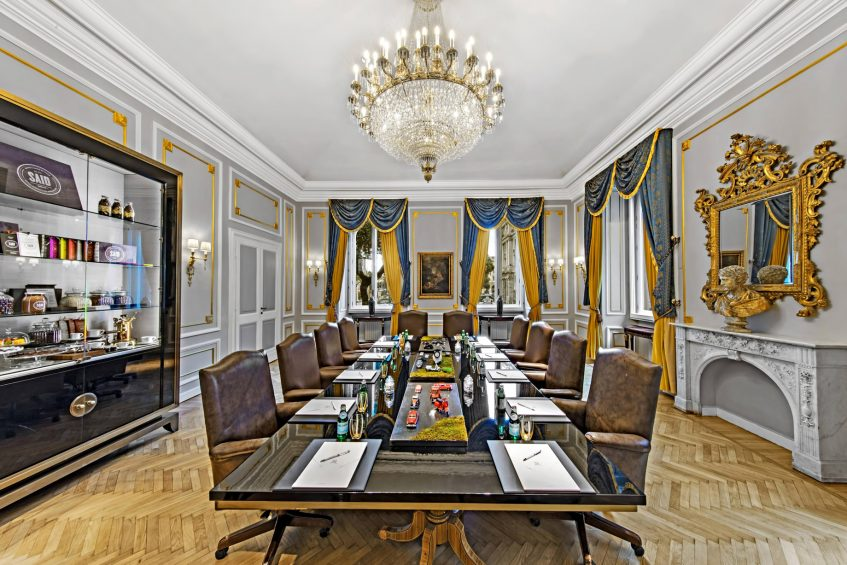 The St. Regis Rome Luxury Hotel - Rome, Italy - Venezia Ballroom
