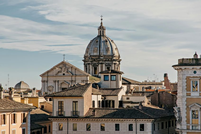 The St. Regis Rome Luxury Hotel - Rome, Italy - Roma