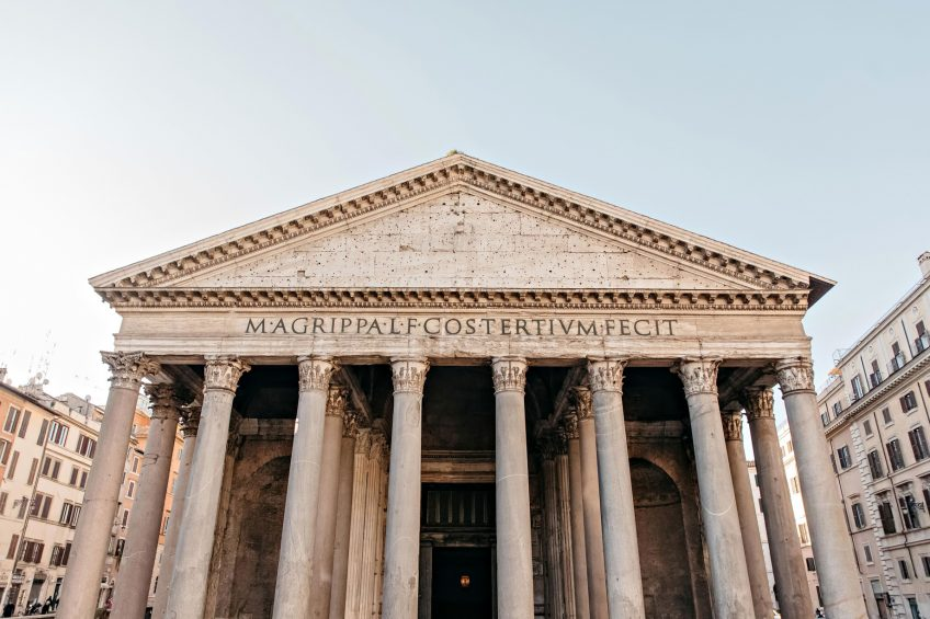 The St. Regis Rome Luxury Hotel - Rome, Italy - Nearby Attraction Pantheon