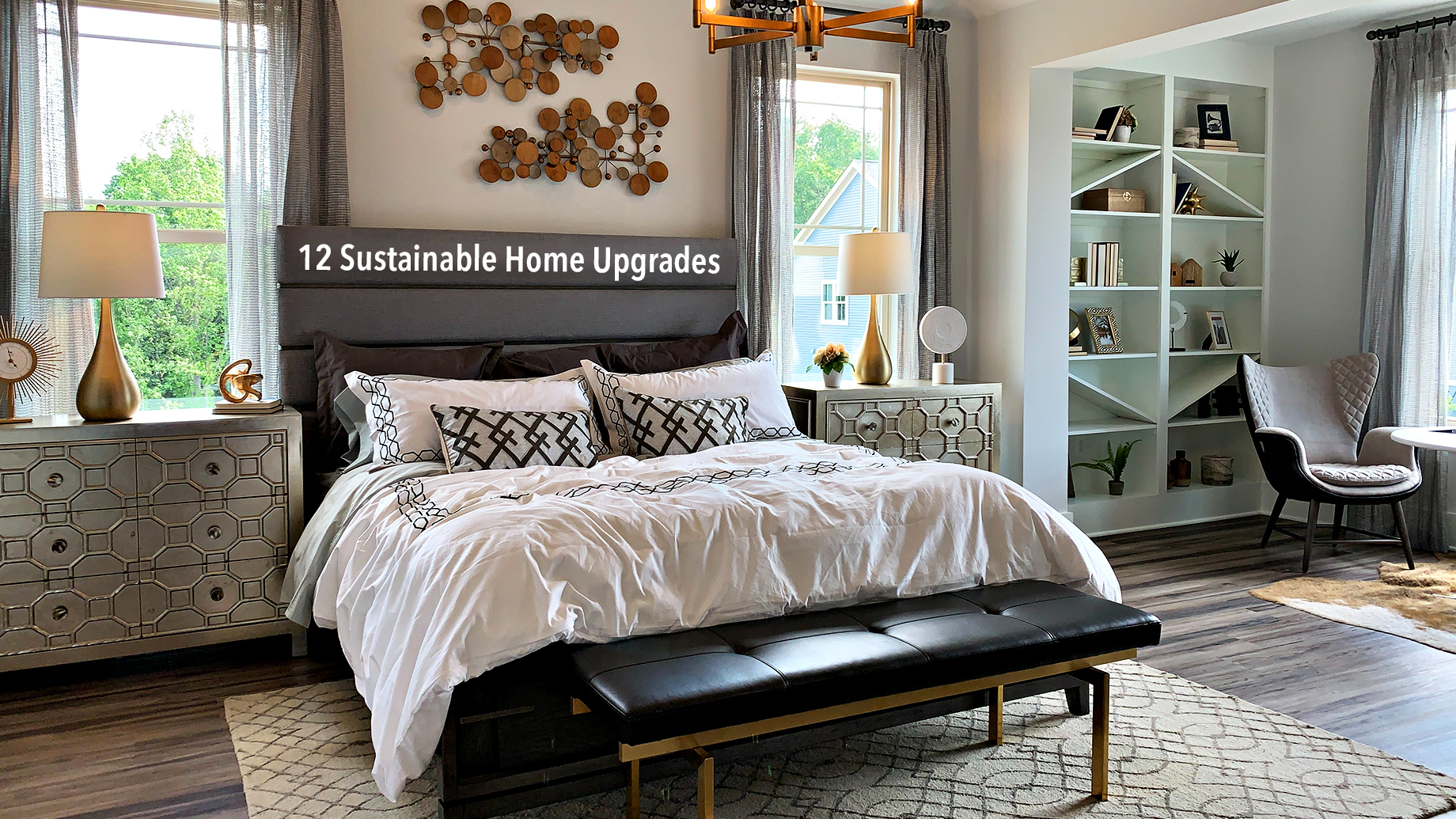 12 Sustainable Home Upgrades For Greater Savings