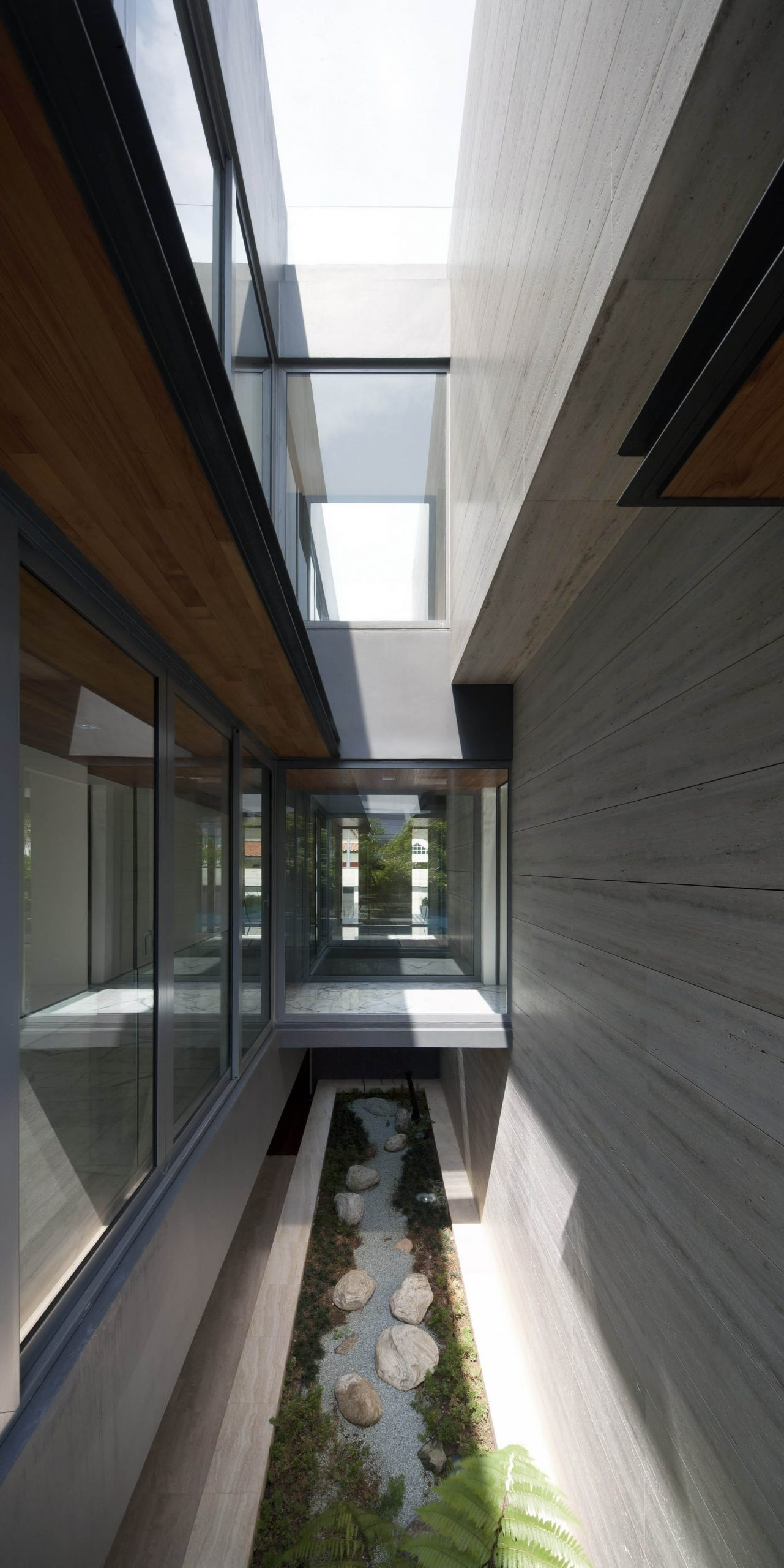 Travertine Dream House Luxury Residence – Serangoon, Singapore