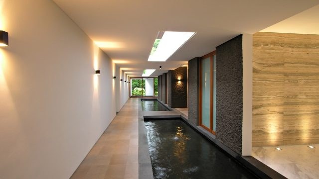 Water Cooled House Luxury Residence - Bukit Timah, Singapore