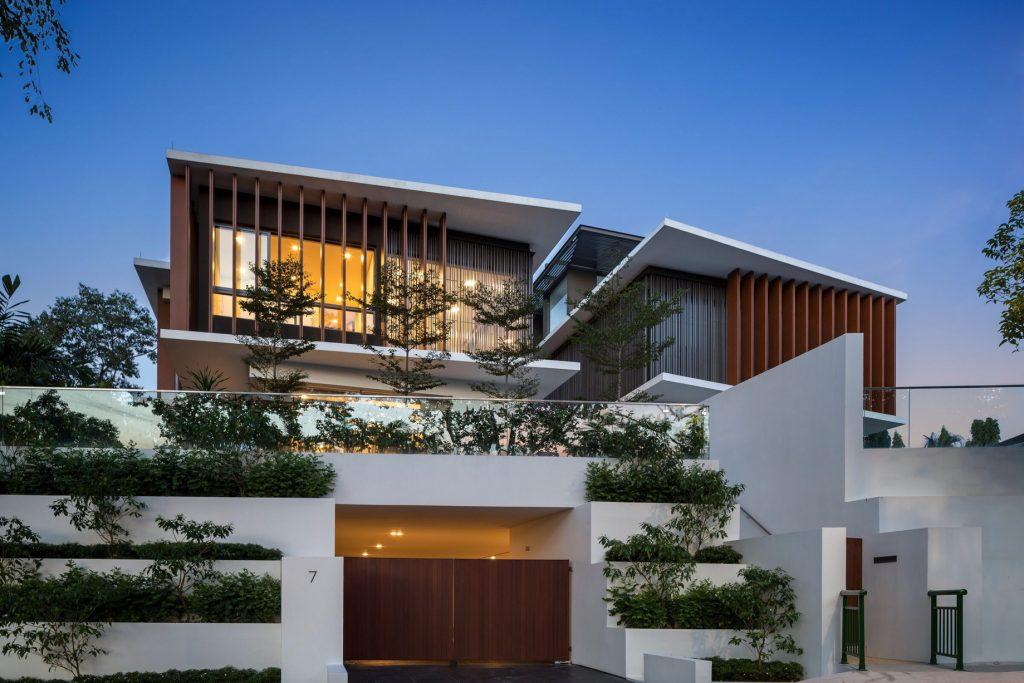 Namly View House Luxury Residence - Bukit Timah, Singapore