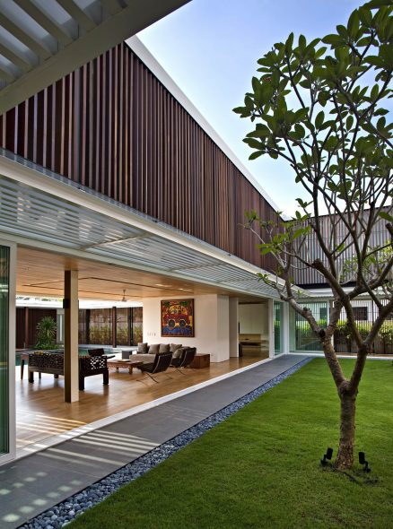 Enclosed Open House Luxury Residence - Ramsgate Rd, Singapore